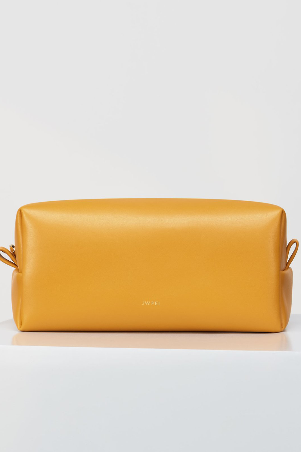 The Makeup Bag in Yellow