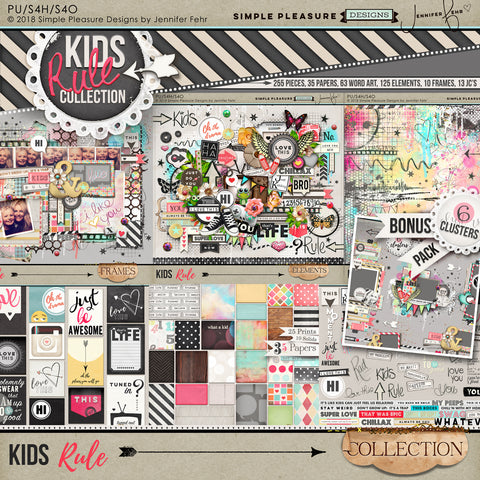 Kidz Rule Collection