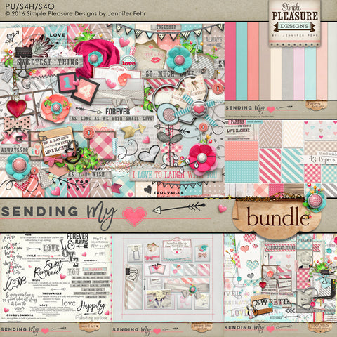 Sending My Love Bundle
