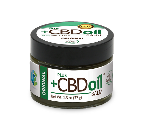 CBD+ Hemp Green Balm