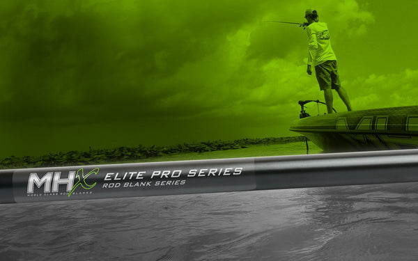 New Elite Pro Series Blanks Out-Fish Expectations