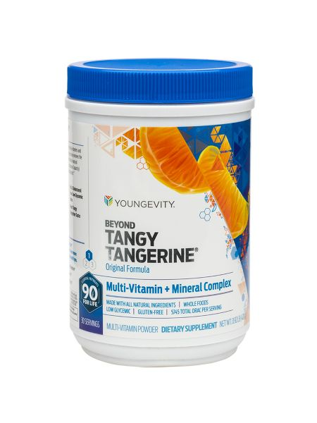 Beyond Tangy Tangerine®