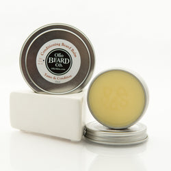 Olio Beard Co. Beard Balm to tame the stray and fuzzy beards.