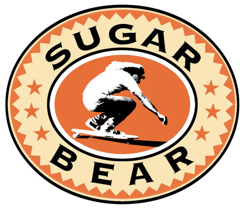 Sugarbear Sticker