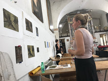 IL SOLE - Italian Intensive Workshop Residency – Experimental Printmaking, Drawing and Collage Using the Sun