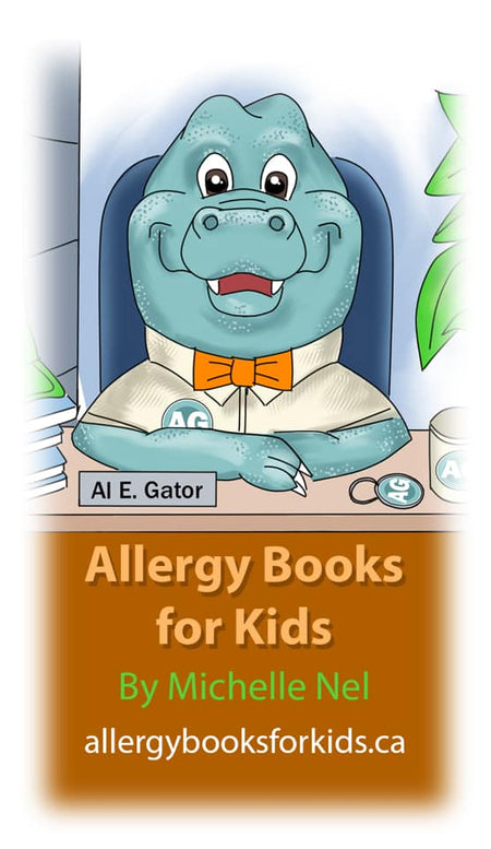 Allergy Books For Kids