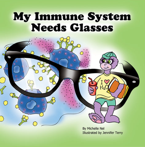 My Immune System Needs Glasses / E-Book (ePub)