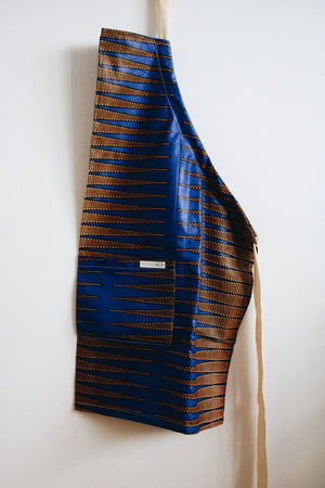 African Print Kitchen Aprons
