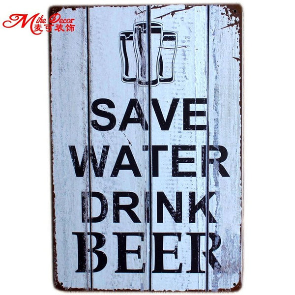 Tin Signs - Kitchen Decor - Collection 2 in Kitchen Decor