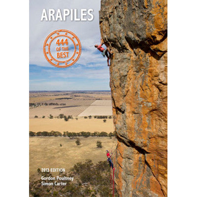 Onsight Photography - Arapiles 444 of the Best - Climbing Guide