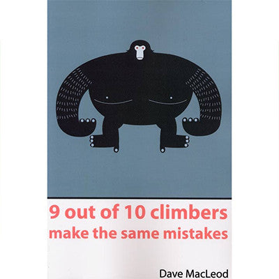 Books - 9 Out Of 10 Climbers Make the Same Mistakes