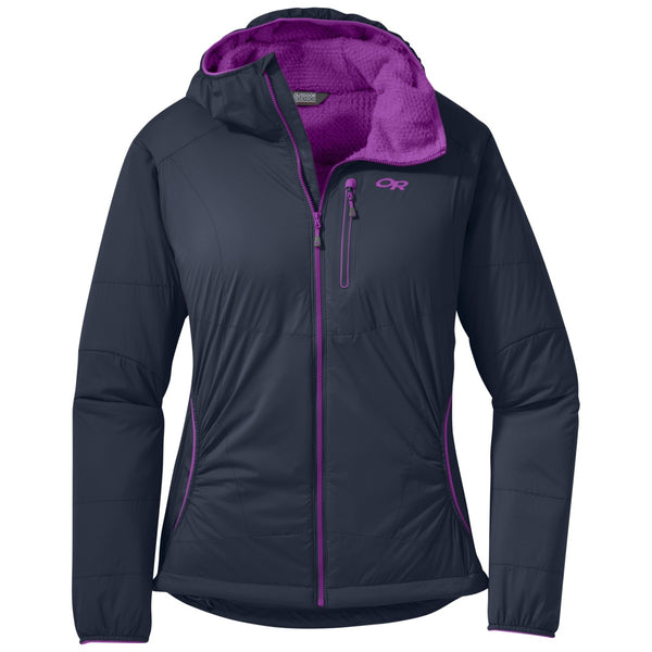 Outdoor Research - Ascendant Hooded Jacket - Women's Active Mid Layer