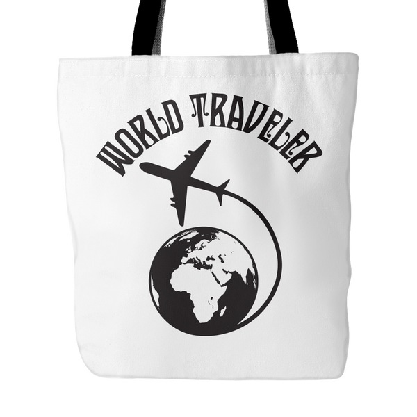 World Traveler Tote Bag - OWTwear