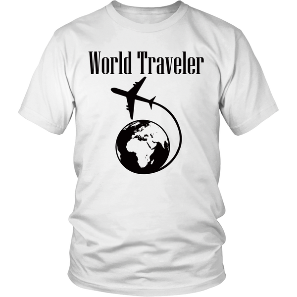 World Traveler Unisex Shirt - OWTwear
