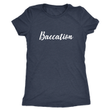 Baecation Ladies Shirt - OWTwear