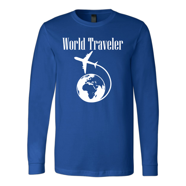 World Traveler Long Sleeved - OWTwear