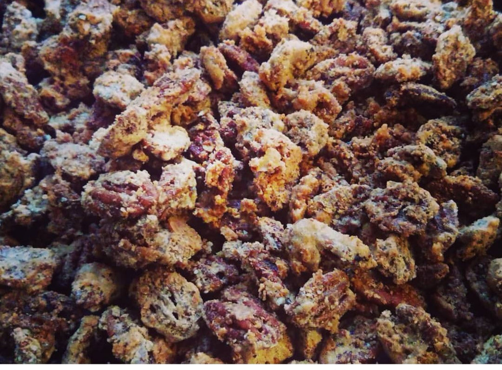 Maggie's Candied Pecans