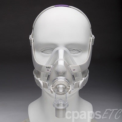 AirFit™ F20 Full Face CPAP Mask for Her with Headgear