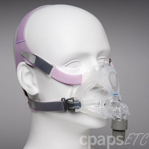 Quattro™ FX for HER Full Face Mask with Headgear