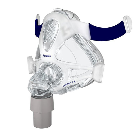 Quattro™ FX Full Face Mask with Headgear