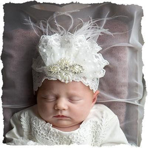 Frilly Frocks Bethany Headband