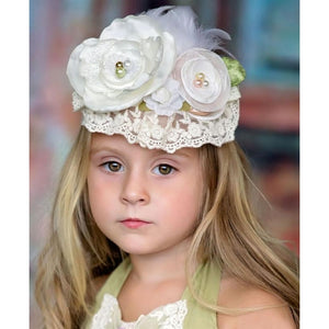 Frilly Frocks Headband FHB03