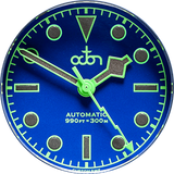 Octon Watches - Swiss Super-LumiNova® Grade X1