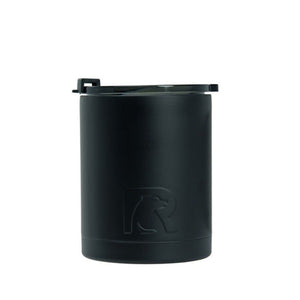 RTIC 12oz Lowball Tumbler, Black