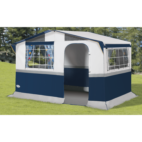 Leinwand Aranda Kitchen & Storage Tent 330cm x 150cm made by Leinwand. A Kitchen Tent sold by Quality Caravan Awnings