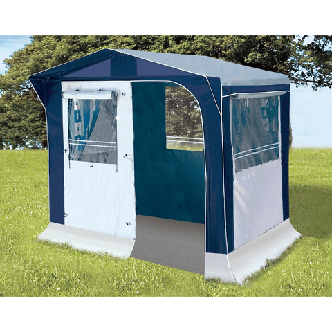Leinwand Armonia Kitchen & Storage Tent 190CM X 140CM made by Leinwand. A Kitchen Tent sold by Quality Caravan Awnings
