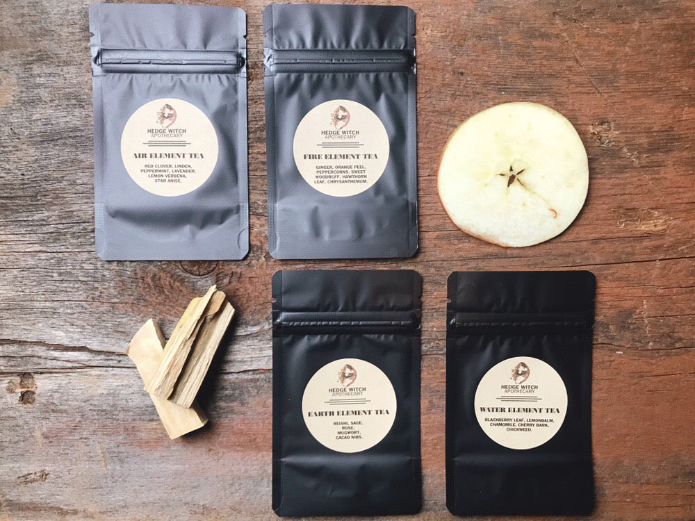 The Four Elements Sampler Pack