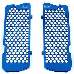 2009-2014 HUSABERG 125-570 ALL MODELS RADIATOR GUARD (PAIR)  BLUE COLOR