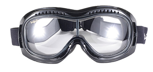 Airfoil Goggles 9311 Day2Nite Grey Black, Fits over Most Glasses