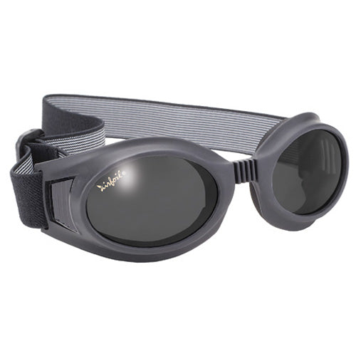 Airfoil Goggles 7600 4 Interchangeable Lens - Blue, Smoke, Clear, Gold