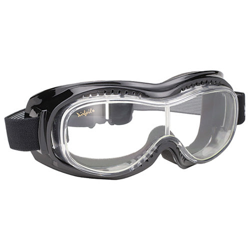 Airfoil Goggles 9300 Fits Over Most Glasses - Smoke or Clear Lens