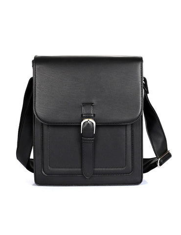 Men's Professional & Travel Messenger Bag Black