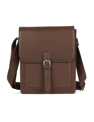 Men's Professional & Travel Messenger Bag Brown