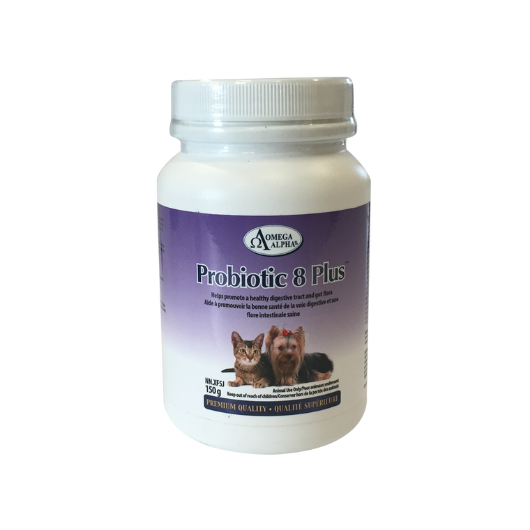 Omega Alpha Probiotic 8 Plus 150g