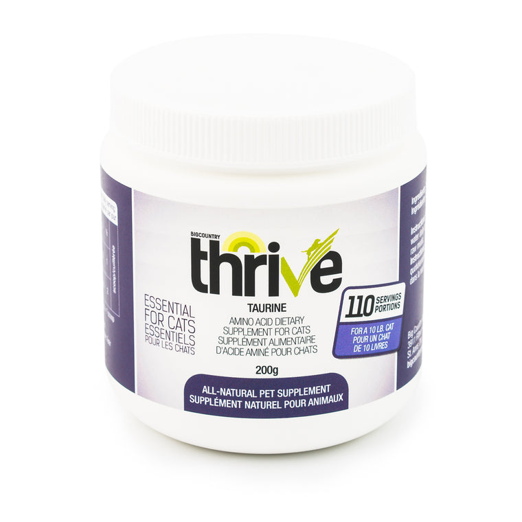 Thrive Taurine ( For Cats) 200g