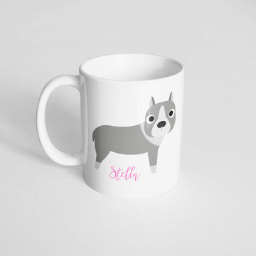 American Staffordshire Mug - The Dapper Paw