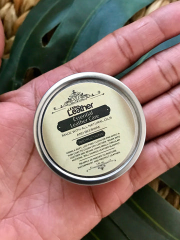 Essential Leather Care