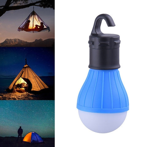 Hanging LED Camping Light Bulb-Galisteo Supply Company