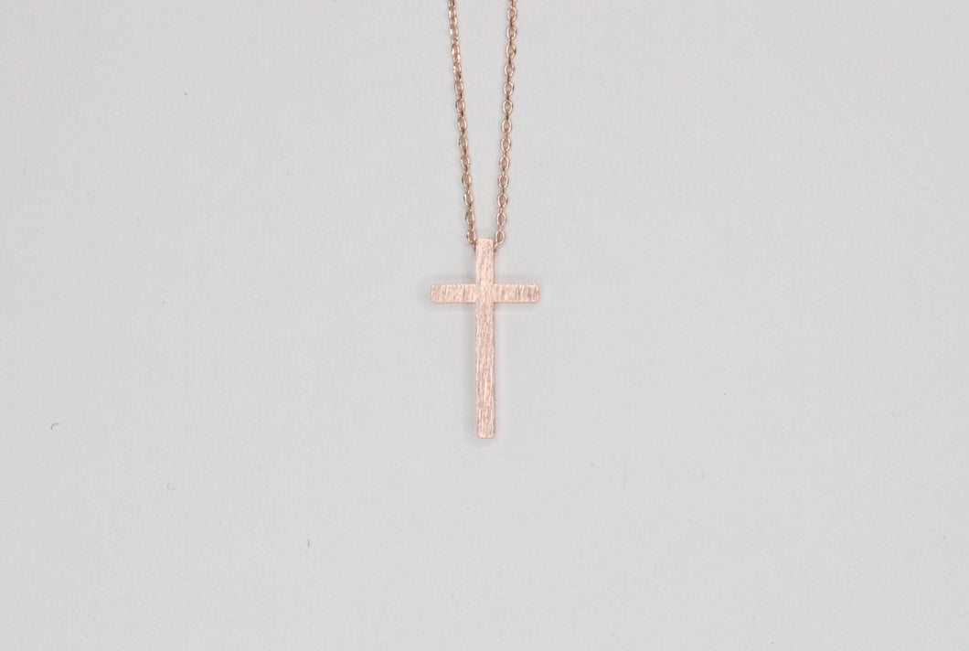 Gwenyth - Cross Pendant