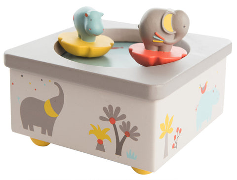 moulin roty les papoum musical box - out of stock
