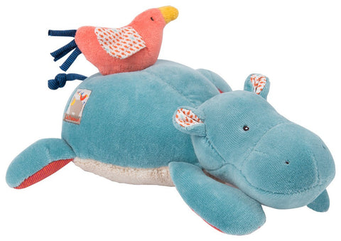 moulin roty les papoum musical hippo