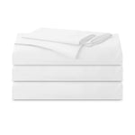 Isselle Auden Bed sheet set & duvet cover | White Ivory