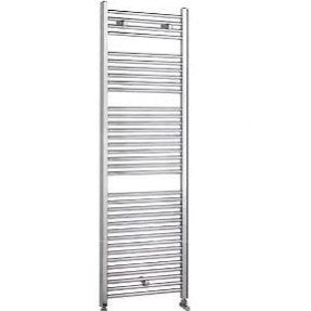 Chrome Luxury Flat Towel Rail