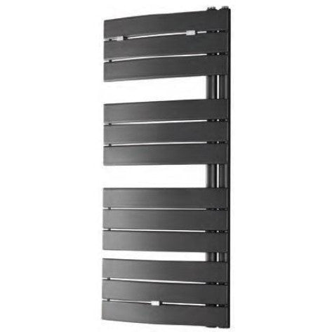 Sahara Black Towel Rail
