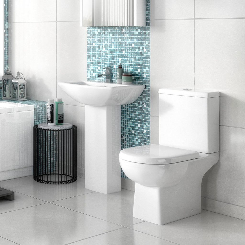 Asselby Bathroom Suite