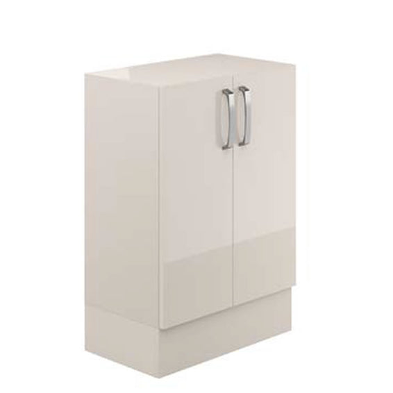 Avalon Cashmere 600mm Double Floor Standing Unit